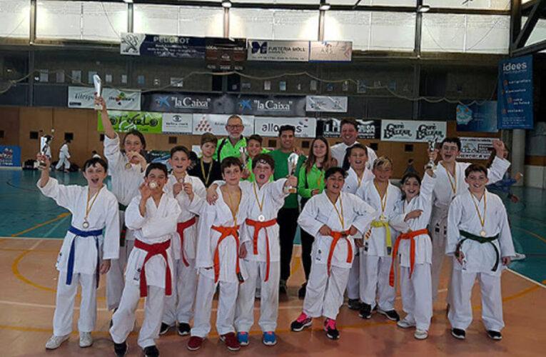 Los juegos deportivos en edad escolar se estrenan con el karate 0 (0)