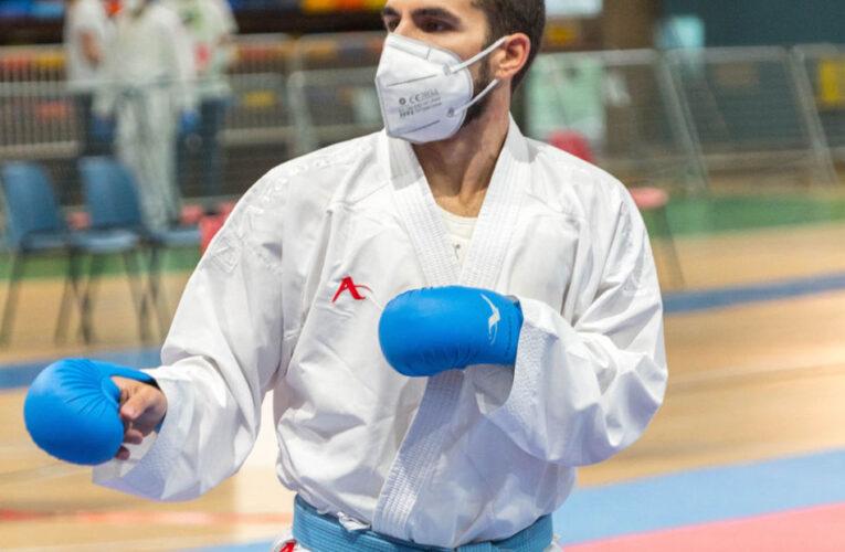Matías Gómez triunfa en el regreso del karate español 0 (0)
