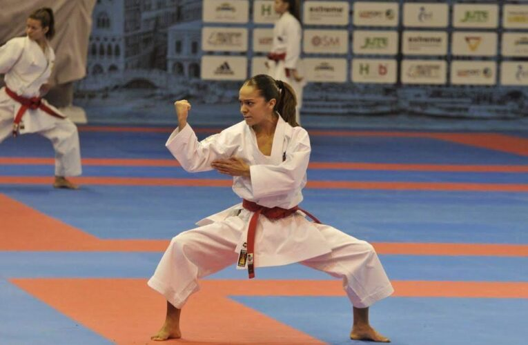 La extremeña Paola García Lozano vuelve a competir en la Liga Nacional en Leganés