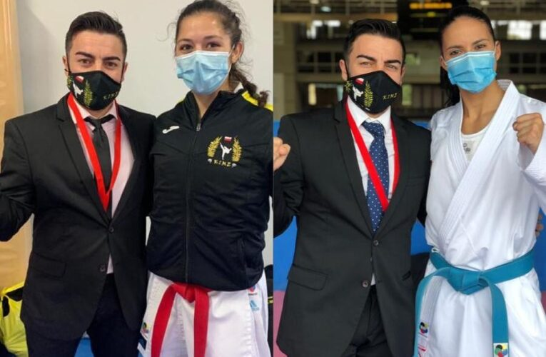 El Club Kime de Boo de Piélagos consigue 3 nuevas medallas en la Liga nacional de kárate