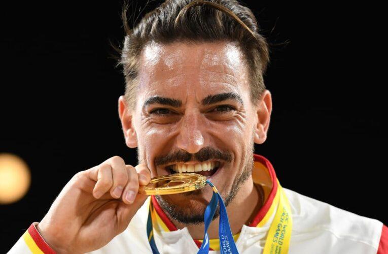 Damián Quintero da la bienvenida a la edad de oro del karate