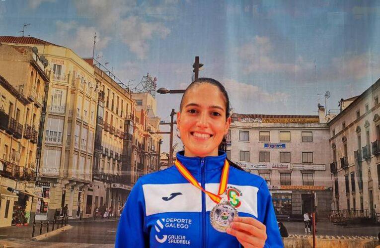 Plata para Ruth Lorenzo Couso en la Liga Nacional 0 (0)