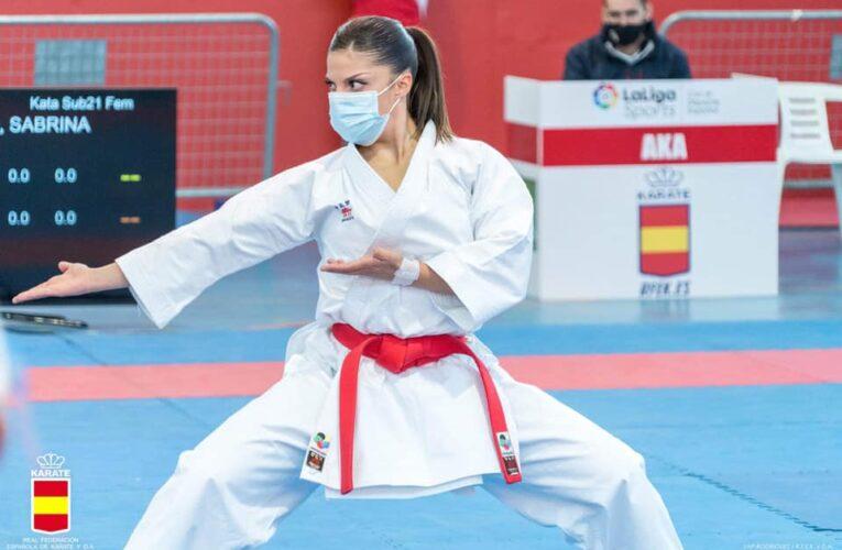 La karateca Sabrina Medero consigue la Plata en la Liga Nacional 0 (0)