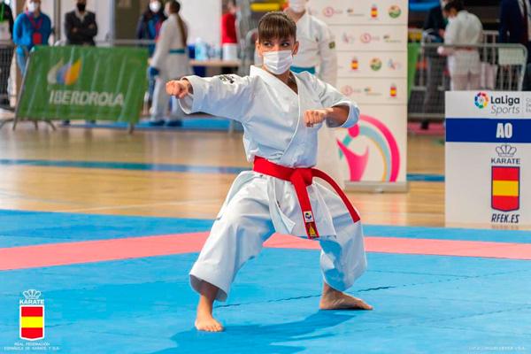 La Liga Nacional de Karate hace parada en Leganés