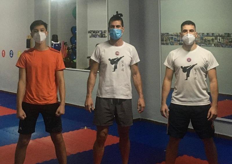 El Club Sepai vuelve al fin a competir, en Guadalajara