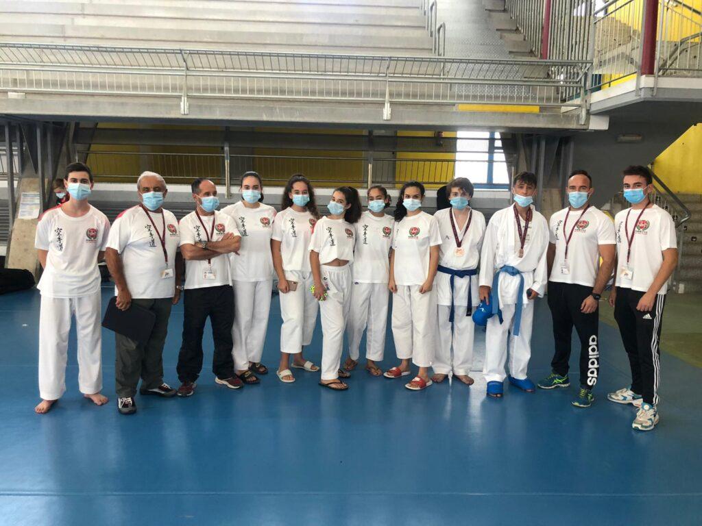 El Club de Karate Shotokan Sant Joan entra con fuerza en la primera Liga Autonómica de karate de la Comunidad Valenciana