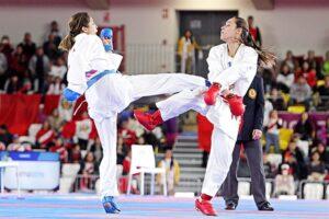Alexandra Grande se alista a competir por un cupo a Tokio 2020