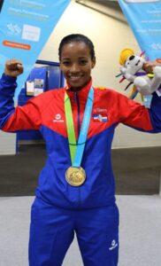 Ana Villanueva entrena por una medalla olímpica