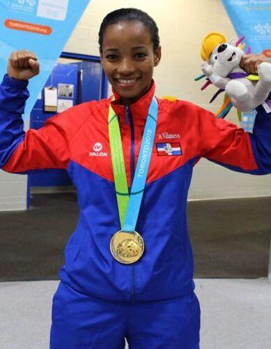 Ana Villanueva entrena por una medalla olímpica 0 (0)