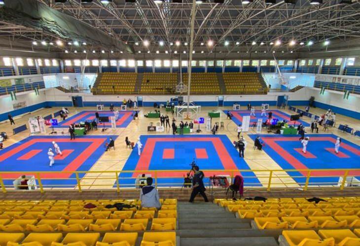 Participación loreña en el Campeonato de Andalucía Infantil durante el pasado fin de semana