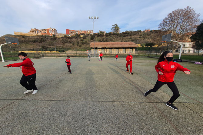 """Queremos que nos dejen entrenar"", Gerardo Pérez del Club de Kárate Shotokan de Benavente 0 (0)"