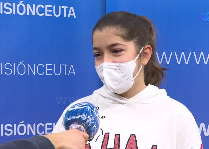 Candela Muñoz y Ángel Domínguez, a sacar algo positivo en la final de la Liga Nacional de Karate 0 (0)
