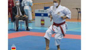 La karateca torrijeña Carmen López consigue el bronce en el Campeonato de España