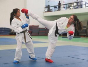 Guadalupe Quintal, en busca de los Juegos Olímpicos de Tokio 2021