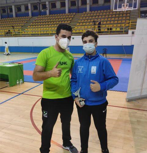 Jaime García, del Kaizen do Marbella, logra la plata en su categoría en el Campeonato de Andalucía Infantil 2020 0 (0)