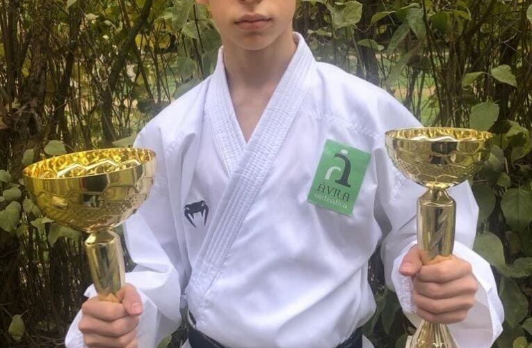 Dos triunfos para el karate abulense 0 (0)
