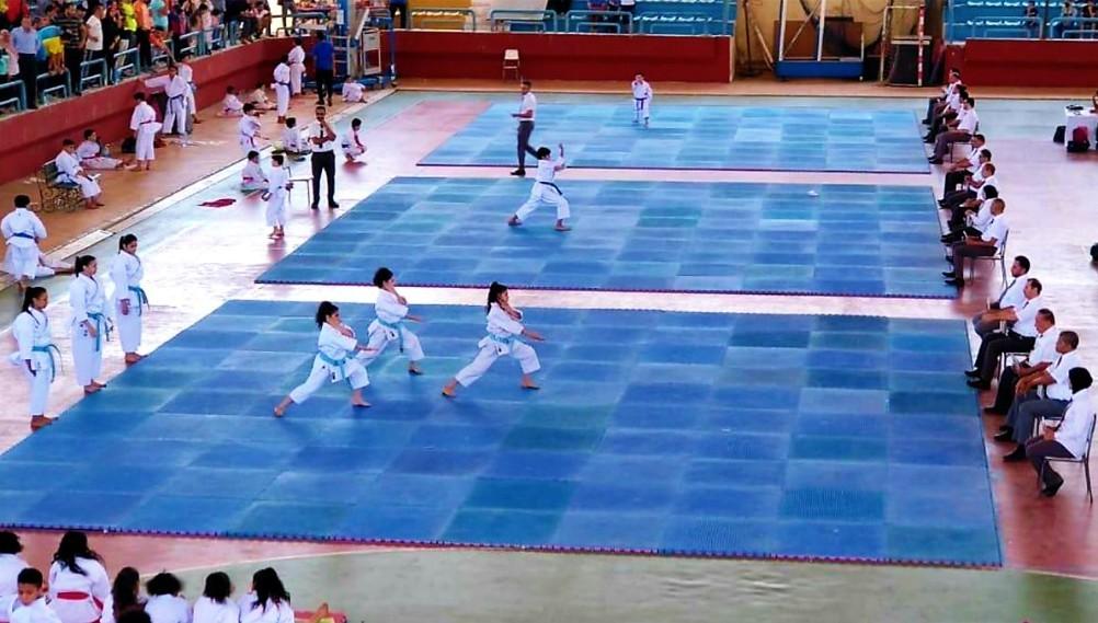 El Karate regresa a Egipto en la nueva normalidad y con protocolos de salud
