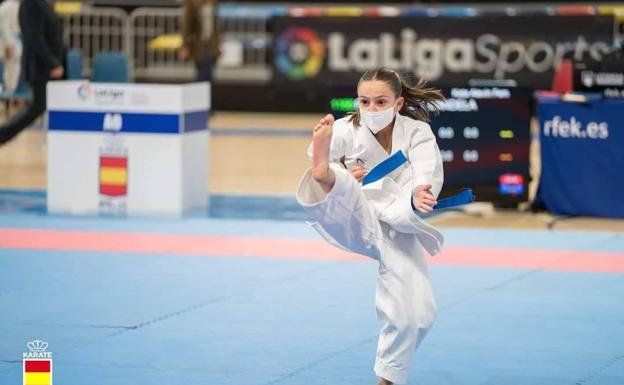 La Escuela Municipal de Karate logra situarse en el primer puesto del ranking nacional 0 (0)