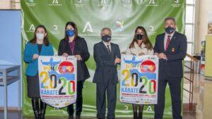 Málaga acoge el Campeonato de España de Karate cadete, junior y sub 21