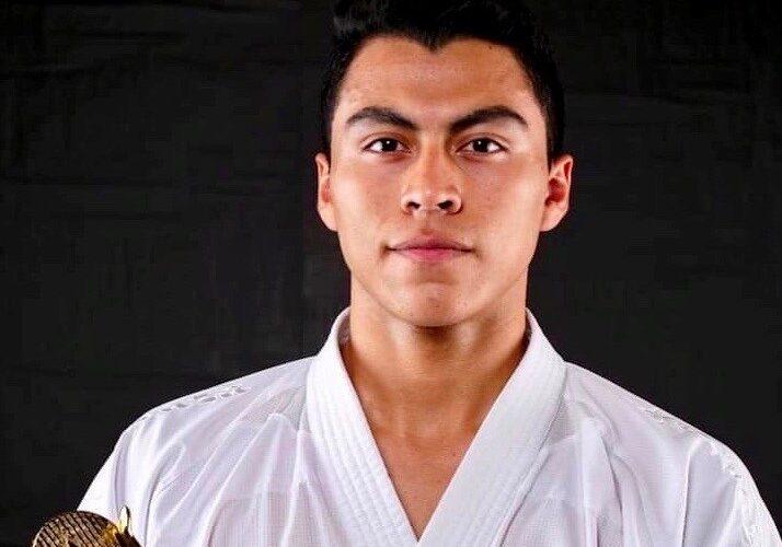 El karateka salvadoreño enfrentó a campeones mundiales en el campeonato de Madrid Cadete Junior sub -21 0 (0)