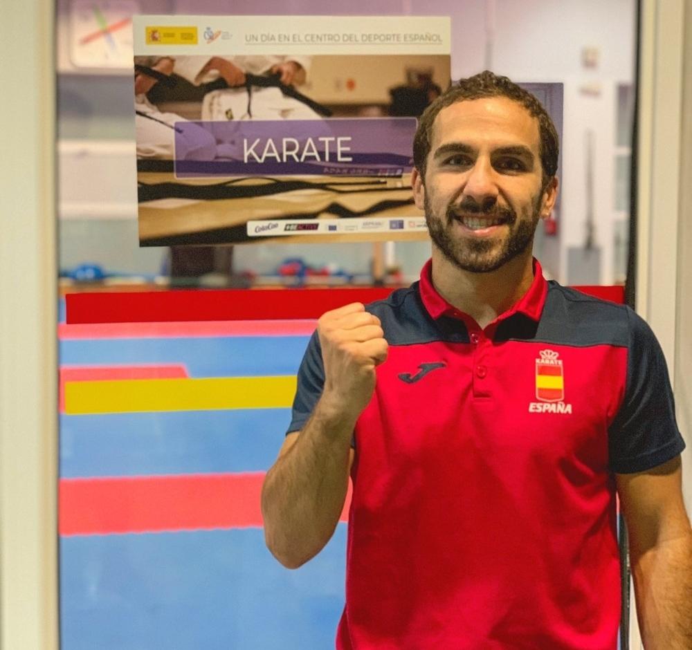 """Matías Gómez, """"contento"""" como seleccionador nacional cadete"""