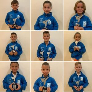 Olympic Karate Marbella consigue 16 medallas