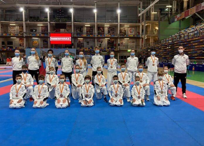 El Olympic Marbella, campeón de España 2020 por clubes de karate 0 (0)