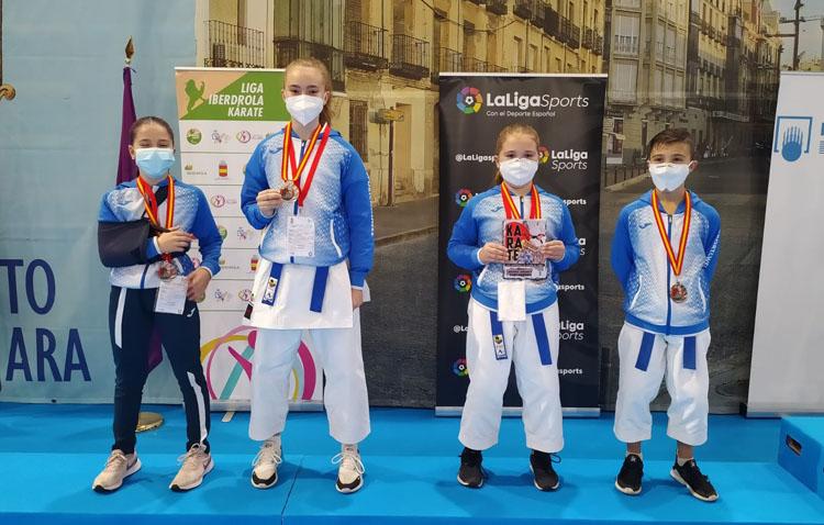 El club «On Sport&Wellness» consigue la plata en el campeonato de España de kárate por clubes 0 (0)