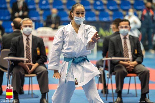 Paola García, campeona de España de karate en categoría cadete 0 (0)