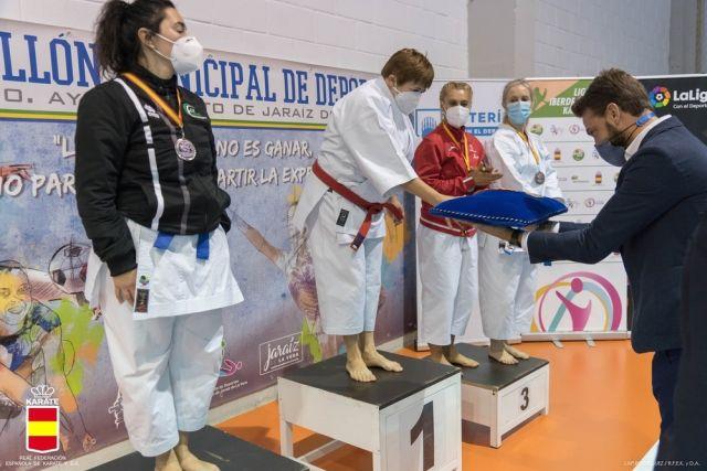 Pilar Gómez, campeona de España de kata veteranas 0 (0)