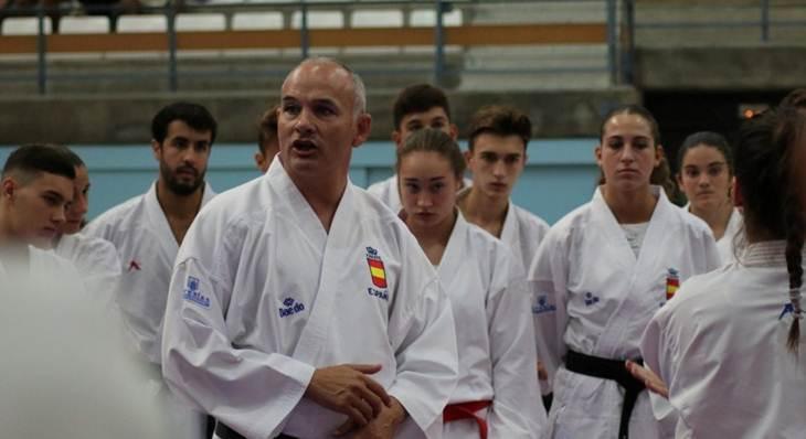 """El """"Proyecto Mundial"""" de karate vuelve de nuevo a Canarias"""