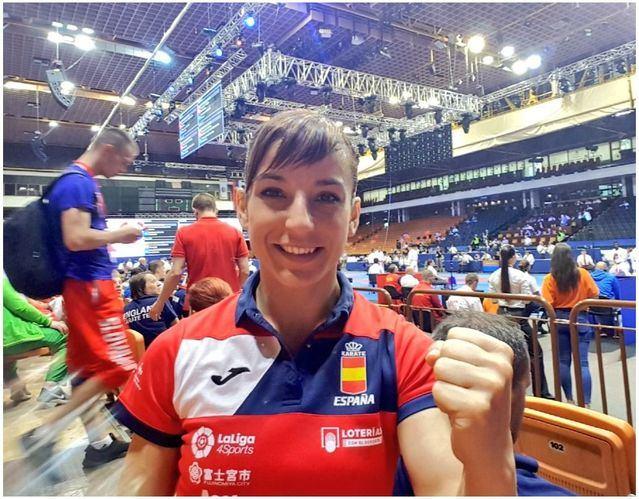 Sandra Sánchez nueva seleccionadora femenina de katas: cadete, junior y Sub21