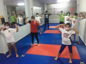 El Club Sepai estará presente en la Liga Nacional de Karate en Guadalajara