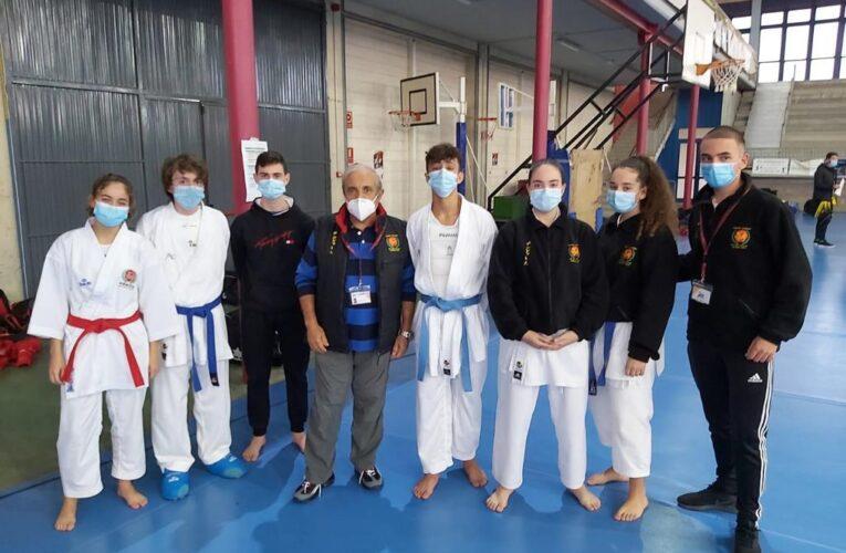 Excelente participación del karate santjoaner en la II Liga Autonómica