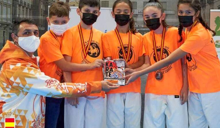 Gran éxito de los alumnos del Club Karate Tomás Herrero de Torrejón 0 (0)