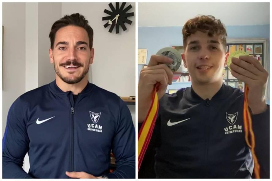 Seis medallas y dos finales UCAM en la Liga Nacional de Kárate