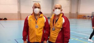 El cuellarano Juan Antonio Velasco, medalla de oro en el VII Campeonato de España de Kárate