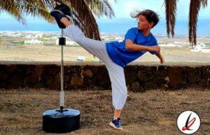 Amelie Skiba estará en la jornada de la Liga Nacional de Karate