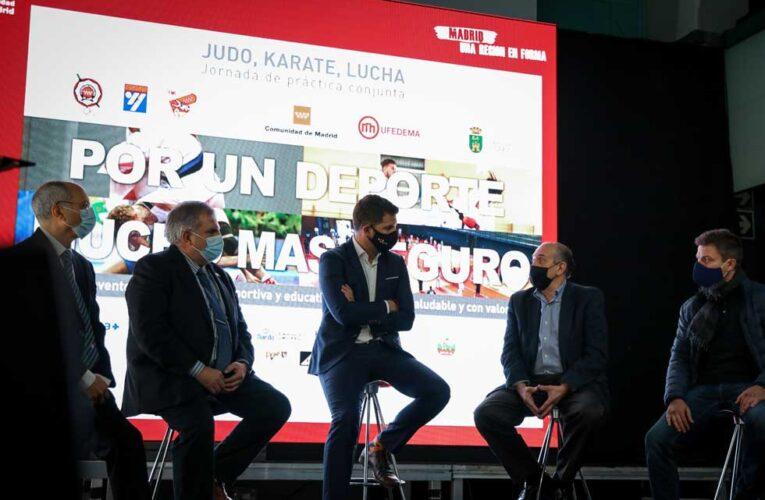 Se celebra en Villaviciosa de Odón la primera jornada de 'Deporte Seguro' 0 (0)