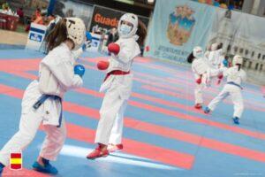El karate español, sobresaliente ante la pandemia
