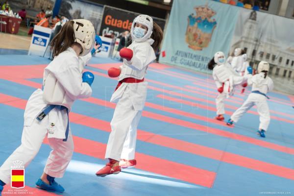 El karate español, sobresaliente ante la pandemia 0 (0)