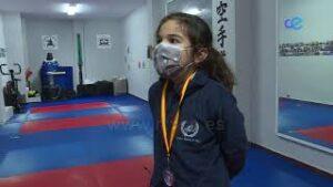 """Adriana Marques, tras conseguir el bronce: """"No me lo esperaba. Estoy muy contenta"""