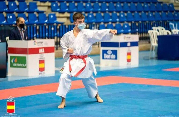 El joven alcalaíno Alejandro Galán Lacón subcampeón de España en la modalidad de Katas 0 (0)