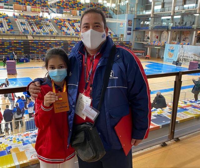 Dos medallas para el Karate Almagro en el Nacional Infantil