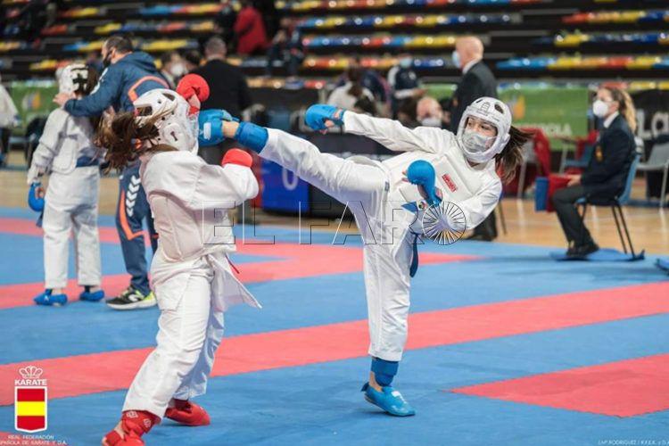 Buena actuación de los karatecas ceutíes en el Nacional de Guadalajara 0 (0)