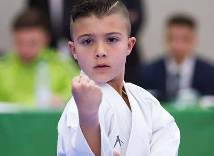 David Gómez campeón de España en la Liga Nacional de Karate 0 (0)