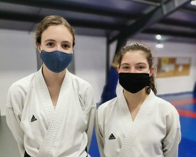 Paula Otero y Andrés Martínez brillan en los Campeonatos de Asturias online de kata 0 (0)