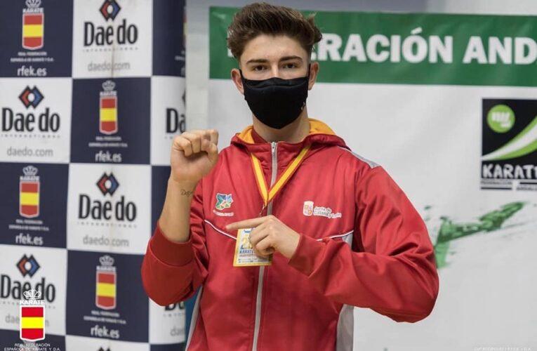 Diego Palop, campeón de España Júnior
