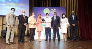María Dimitrova gana distinción Atleta del Año de la ACD