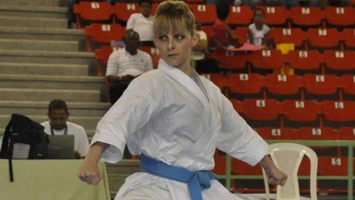Dimitrova confía karate clasificará Juegos Tokio